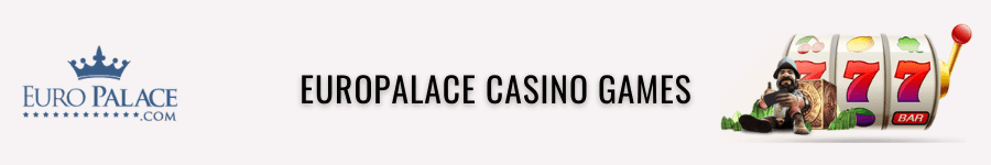 europalace casino games