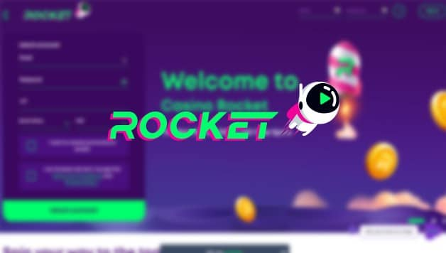 casino rocket review