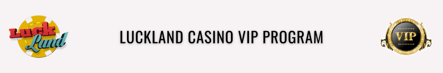 luckland vip